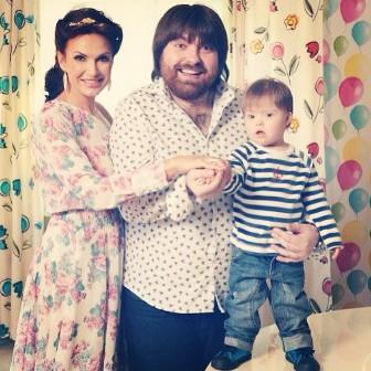семья эвелины блёданс фото