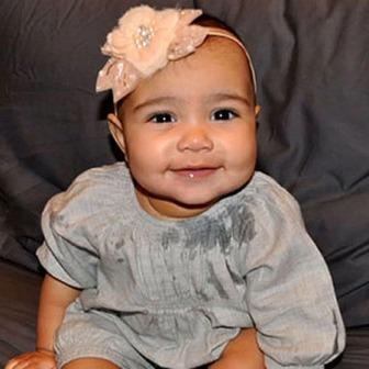 Канье Уэст потратил 74 тысячи долларов наподарки дочери
