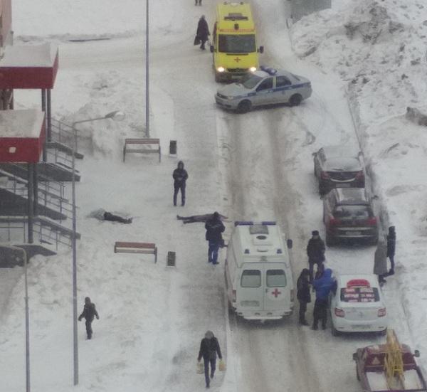 Две сестры 12 и 15 лет погибли в Ижевске после падения с высоты