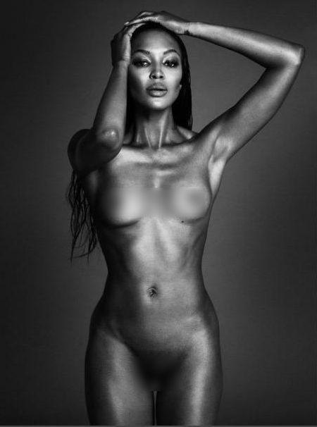 американские черные супермодели фото голые