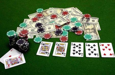 Играть Покер Против Казино