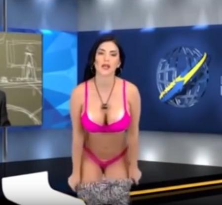 Порно на тв в китаи