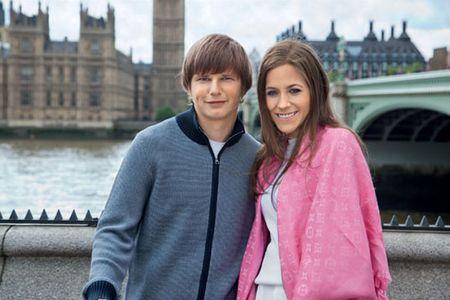 фото аршавин с новой женой