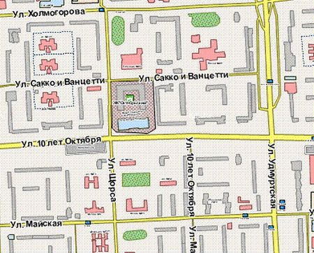 карта igis.ru