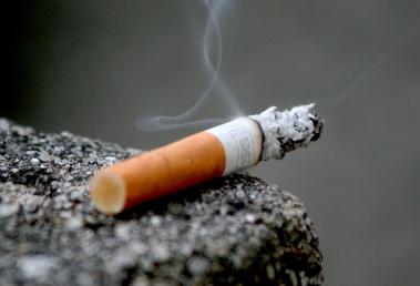 Мужчина сгорел в огне из-за курения в постели