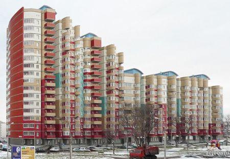 фотографии жилых домов ижевск