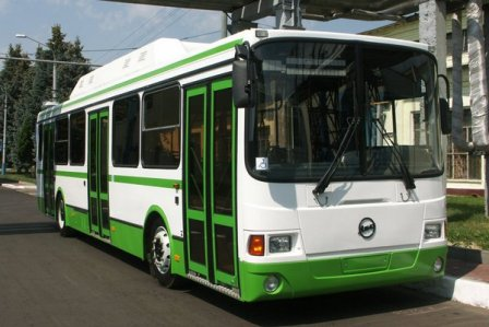 Четыре маршрута автобусов