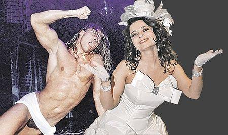 тарзан и королева скандальные фото