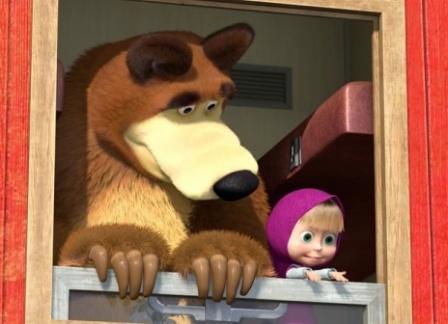 фото маши медвеб