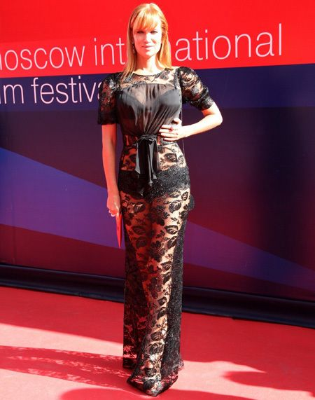Судзиловская платье