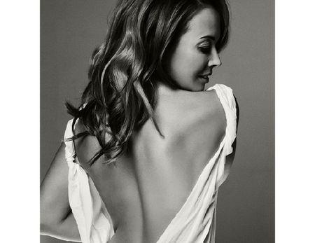 Жанна Фриске снялась в эротической фотосессии.