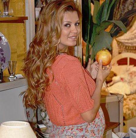 Анастасия стоцкая снова беременна 34